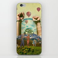 Unbound iPhone & iPod Skin