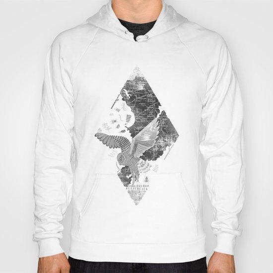 OWL MAP Hoody