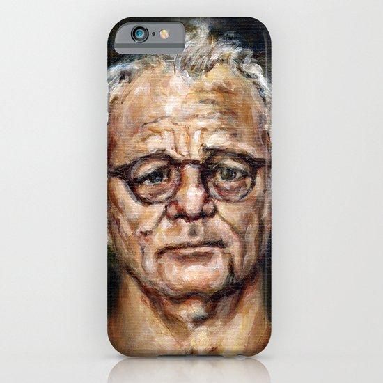 Bill Murray / Walt Bishop - Moonrise Kingdom iPhone & iPod Case