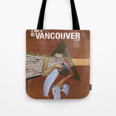Locals Only - Vancouver Tote Bag
