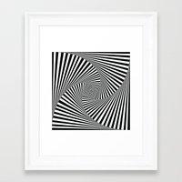 Twista Framed Art Print