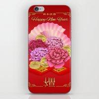 Chinese New Year Year Wi… iPhone & iPod Skin