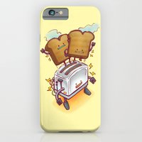 The ToasterBot iPhone 6 Slim Case