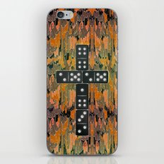 Holy Domino iPhone & iPod Skin