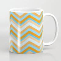 Something Fishy Waves. Mug