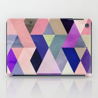 Colour + Pattern 29 iPad Case