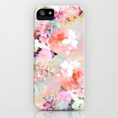 Love Of A Flower iPhone (5, 5s) Slim Case