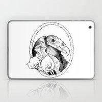 Mr. Vulture Laptop & iPad Skin