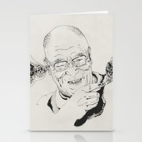 Dalai Lama Stationery Cards