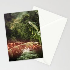 Let's Escape to Wilderness - Version II Stationery Cards