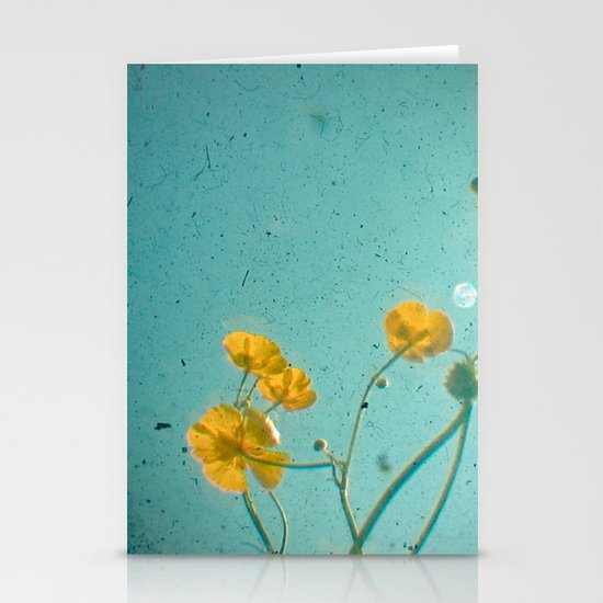 Happiness is Stationery Card