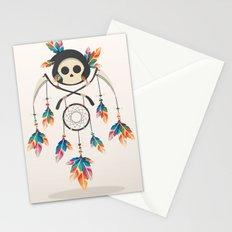 Angel de la Muerte Stationery Cards