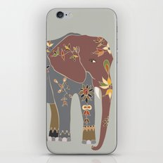 Indian Elephant iPhone & iPod Skin
