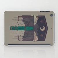 The Lost Obelisk iPad Case