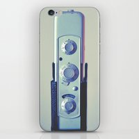 Spy Love iPhone & iPod Skin