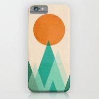 No mountains high enough iPhone 6 Slim Case