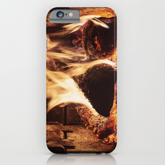 Heat Coma iPhone & iPod Case