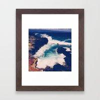 Hawaii 2 of 2 Framed Art Print