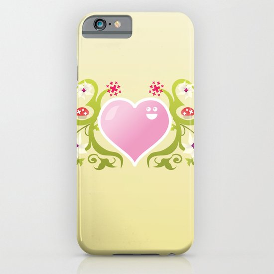 Feel my Nature iPhone & iPod Case