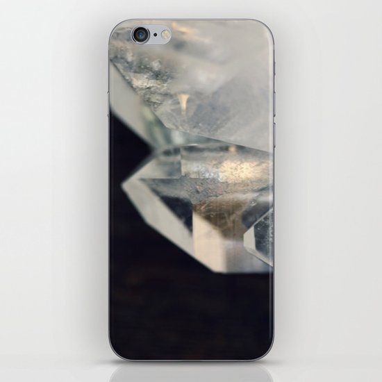 Crystal and Clear iPhone & iPod Skin