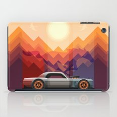Into the Sun, Ford Mustang 65 KB iPad Case