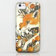 Fox In Foliage iPhone 5c Slim Case