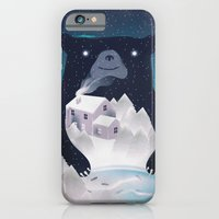 iPhone & iPod Case featuring I ♥ Winter by Martynas Pavilonis