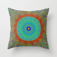 Therapy Throw Pillow