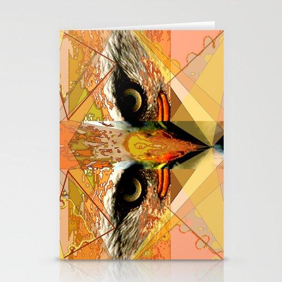 Eagle Eyes Stationery Card