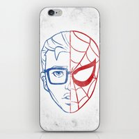 Great Responsibility iPhone & iPod Skin
