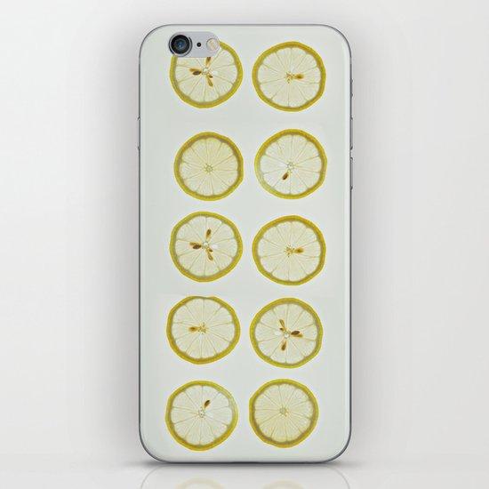 Lemon Square iPhone & iPod Skin