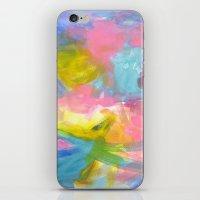 Happy Bright No. 2 iPhone & iPod Skin