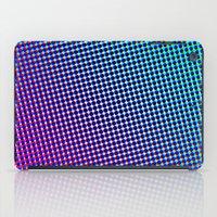 80's grade purple iPad Case