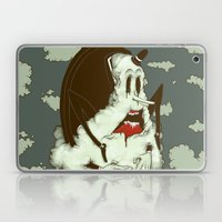 Creep Cloud Face Melt Laptop & iPad Skin