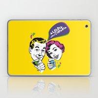 Alegria  Laptop & iPad Skin
