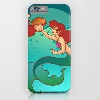 Daughters of Triton iPhone 6 Slim Case