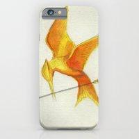 Mockingjay THGames iPhone 6 Slim Case