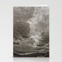 PEACEFUL FRUSTRATION Stationery Cards