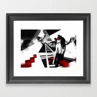 Mindblow Framed Art Print