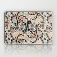 Crowded Land  Laptop & iPad Skin