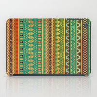 Inspired Aztec Pattern 3 iPad Case