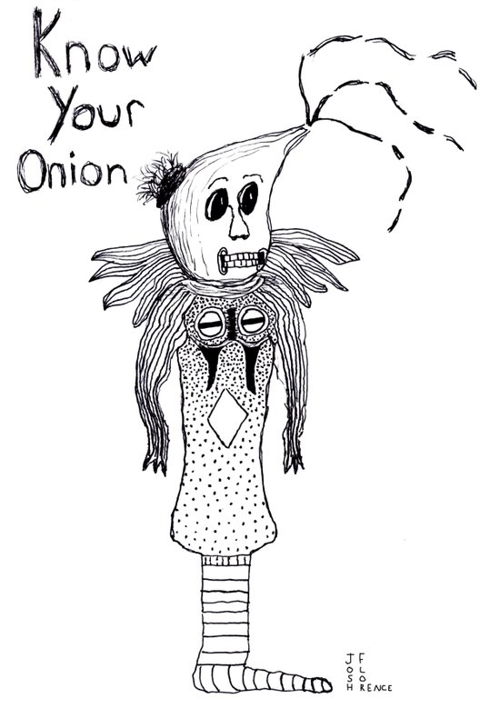 Know Your Onion Art Print