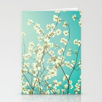 The Dogwoods Are Bloomin… Stationery Cards