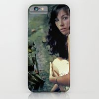iPhone & iPod Case featuring Encounter by Galen Valle