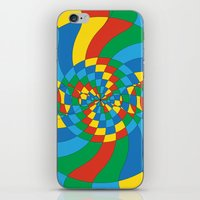 Captain Planet (Society … iPhone & iPod Skin