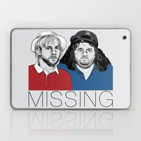 Missing Laptop & iPad Skin