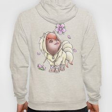 I Too Will Blossom Hoody
