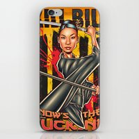 Now Is The Fucking Time iPhone & iPod Skin