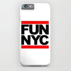 FUN NYC Slim Case iPhone 6s