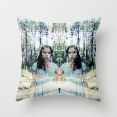 inwoods Throw Pillow